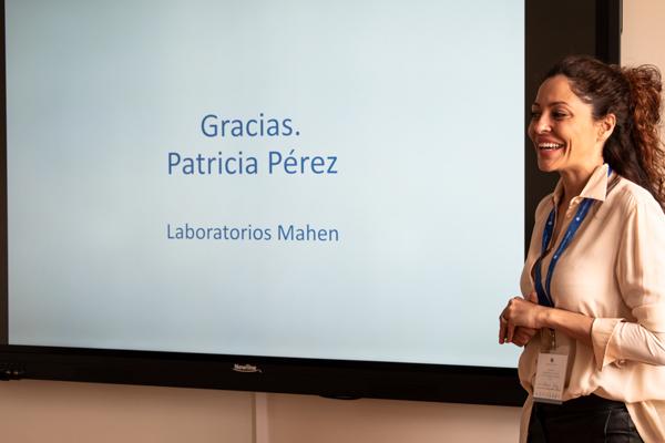 Presentación Patricia