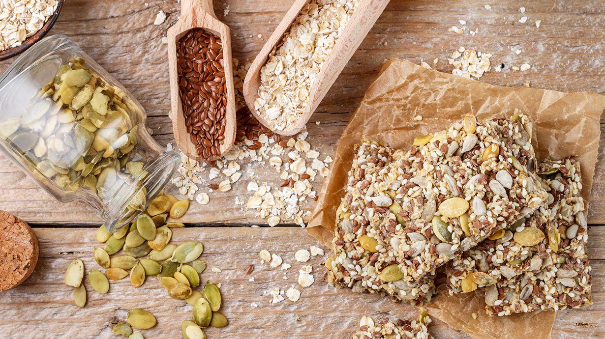Conoce los beneficios que aportan las semillas para la salud.