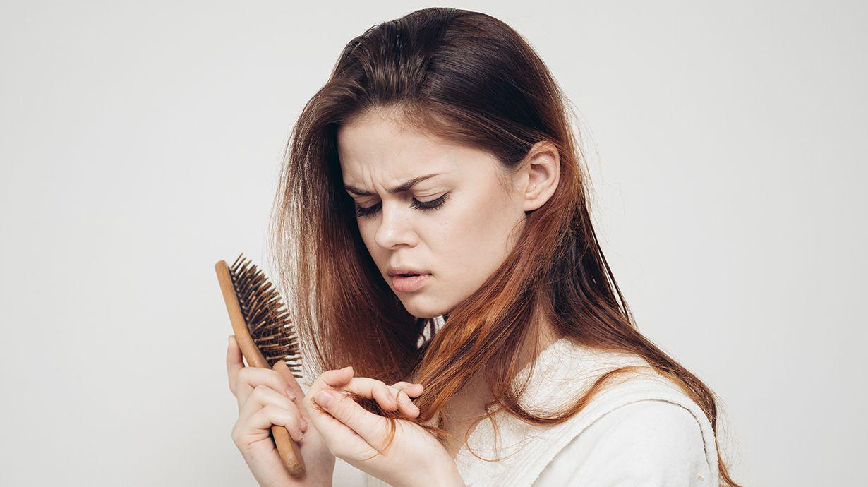 La caída del cabello en las mujeres