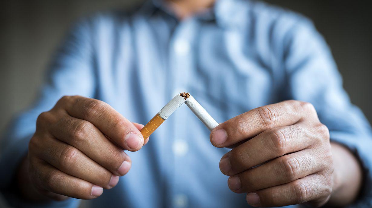 Conoce los beneficios que proporciona dejar de fumar