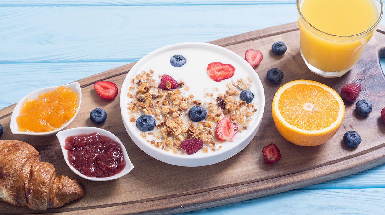 Desayunos saludables, una opción perfecta para este verano.