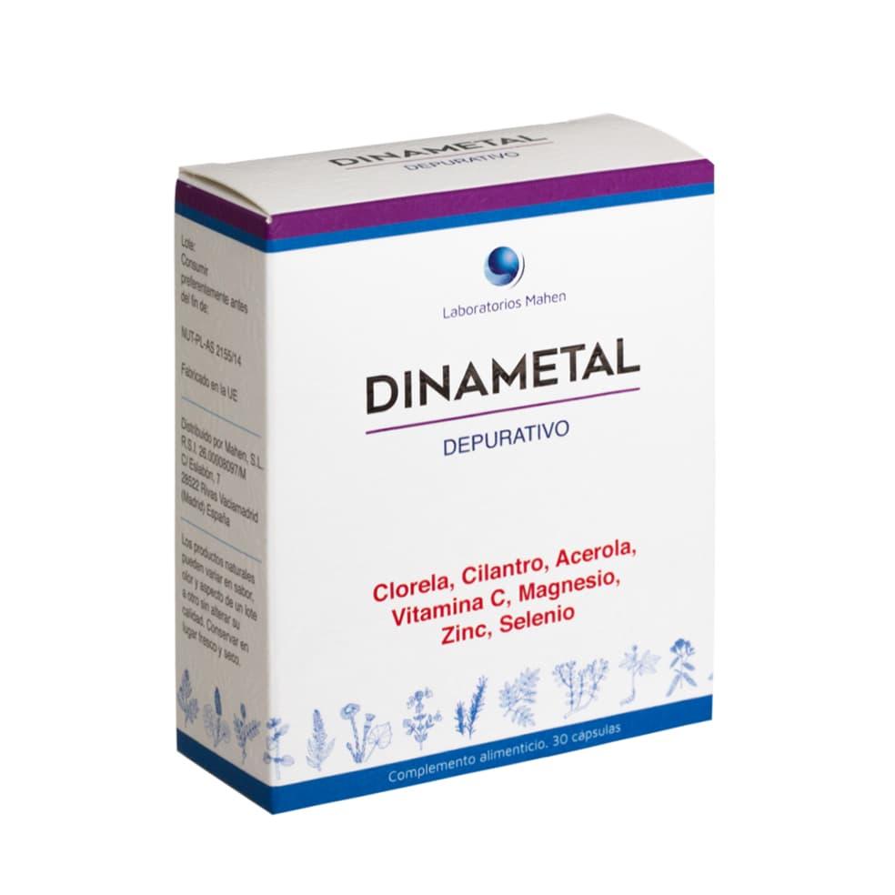 Dinametal 30 cápsulas