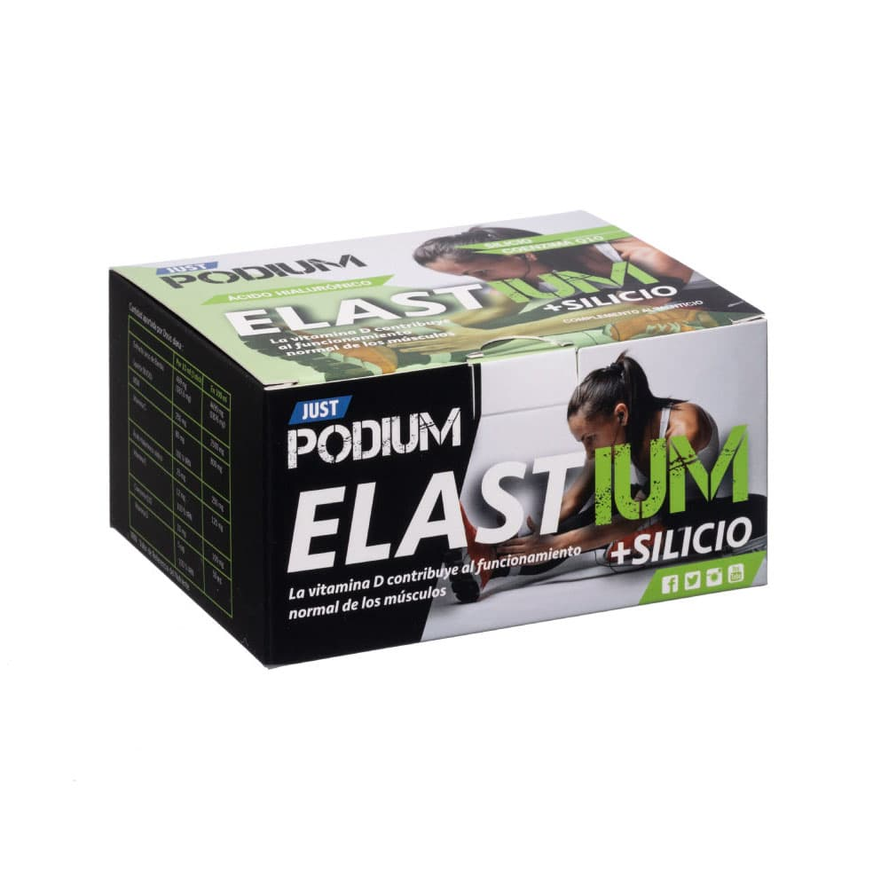 elastium-silicio