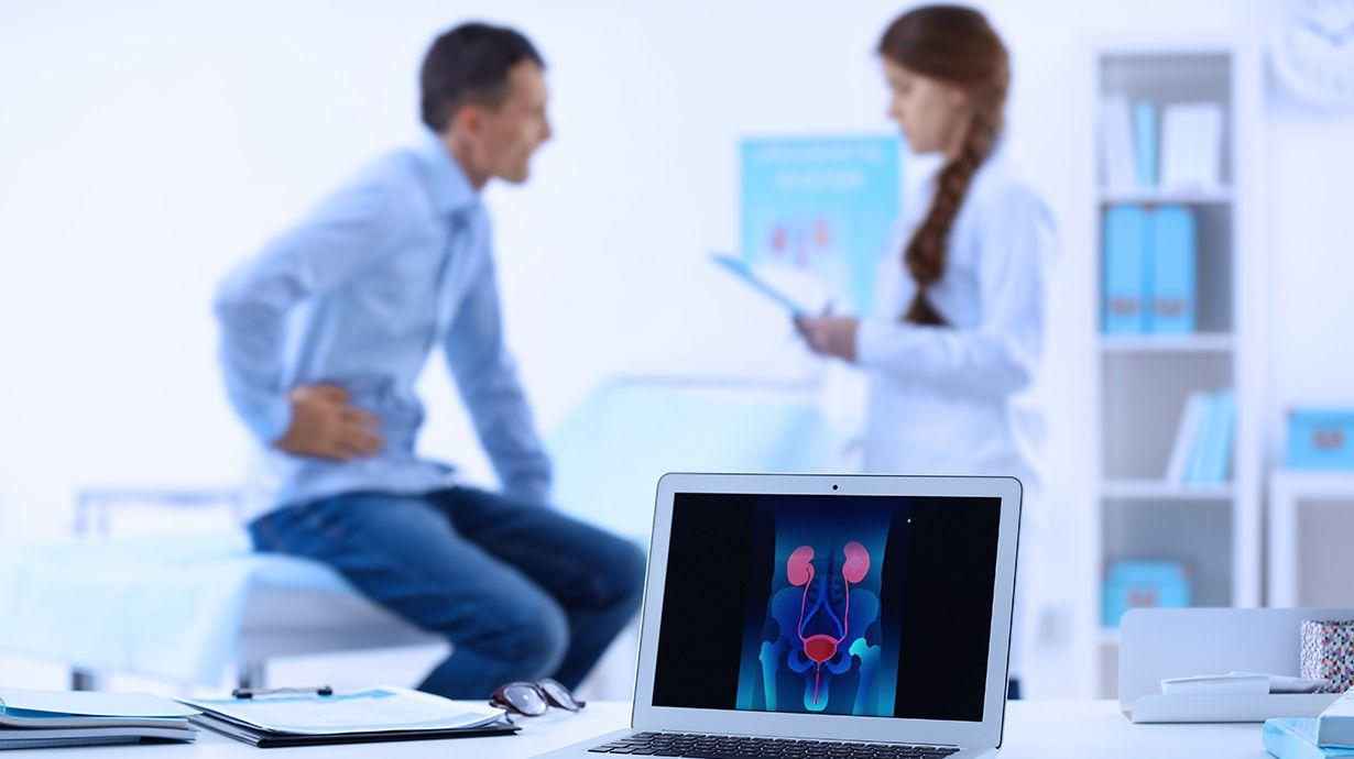 Síntomas de insuficiencia renal. Problemas de riñón