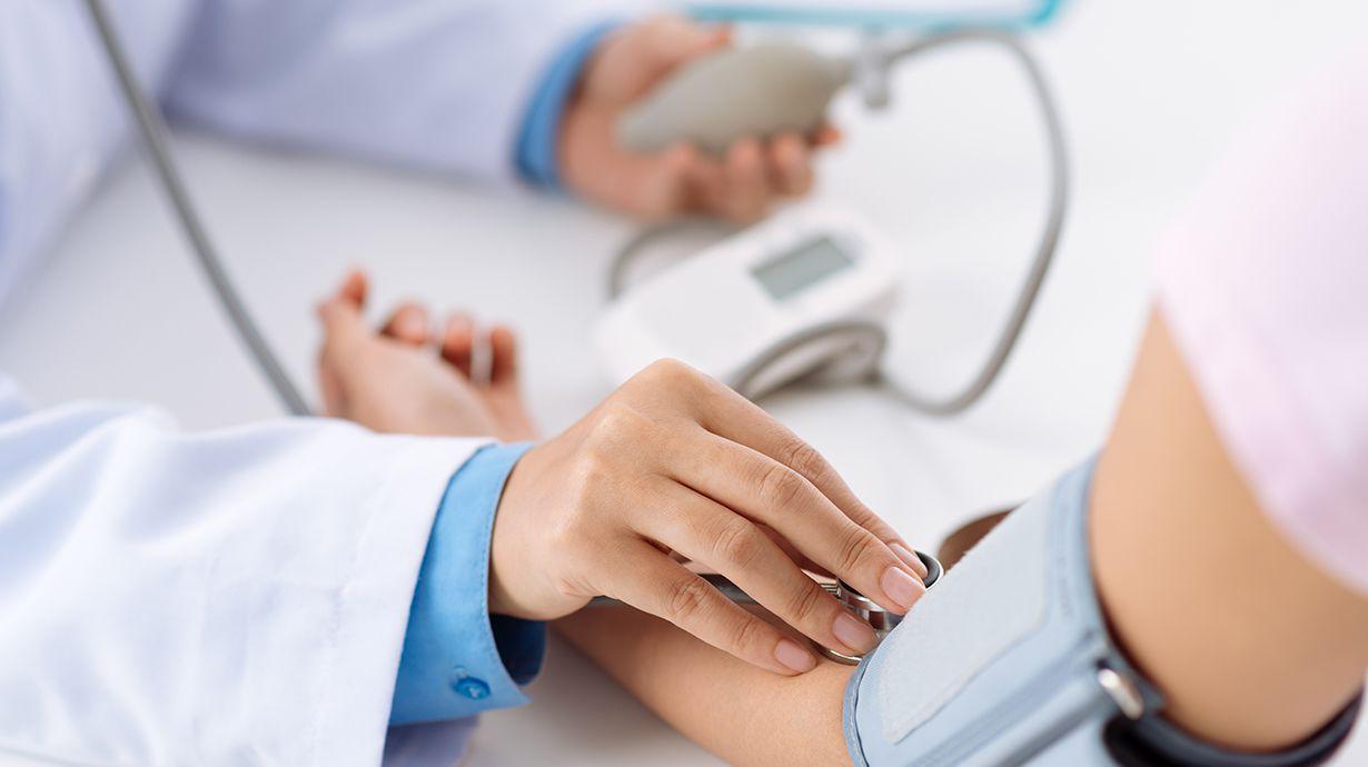 Hipertensión arterial: regula sus niveles