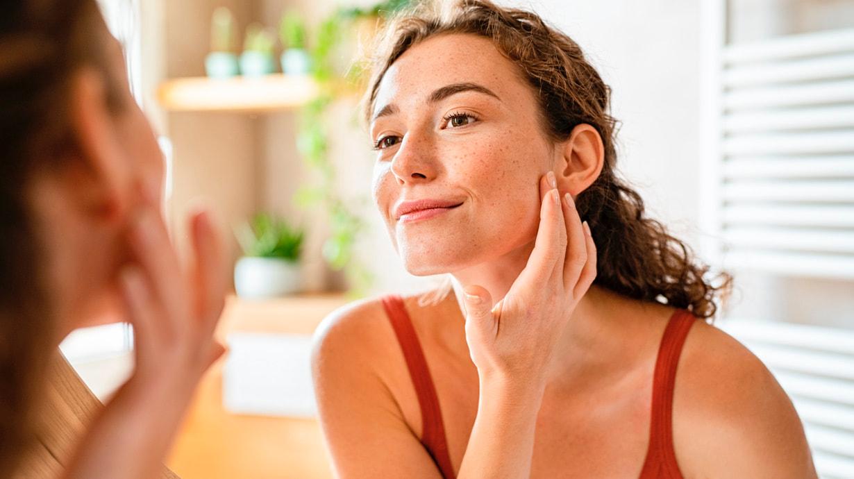 Las manchas en la piel son un problema que debe cuidarse delicadamente.