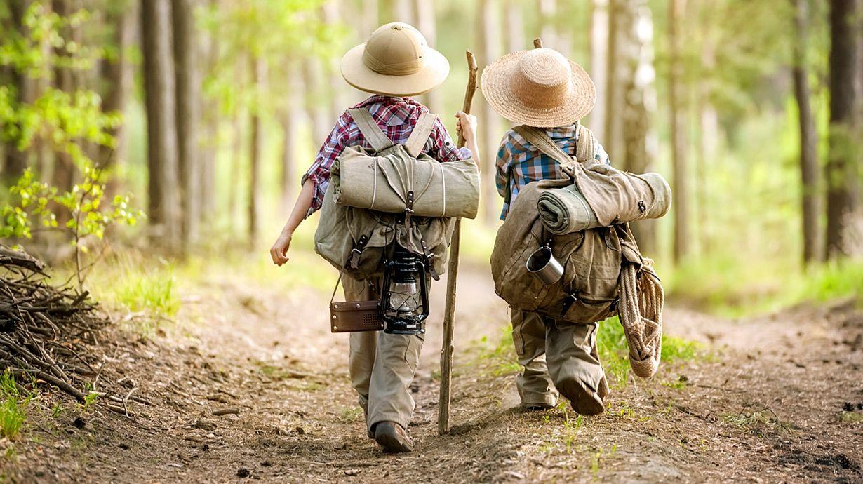 Llevamos mucho tiempo en casa y ahora necesitamos salir y volver a la normalidad. ¿Y si volvemos de la mano de la naturaleza?