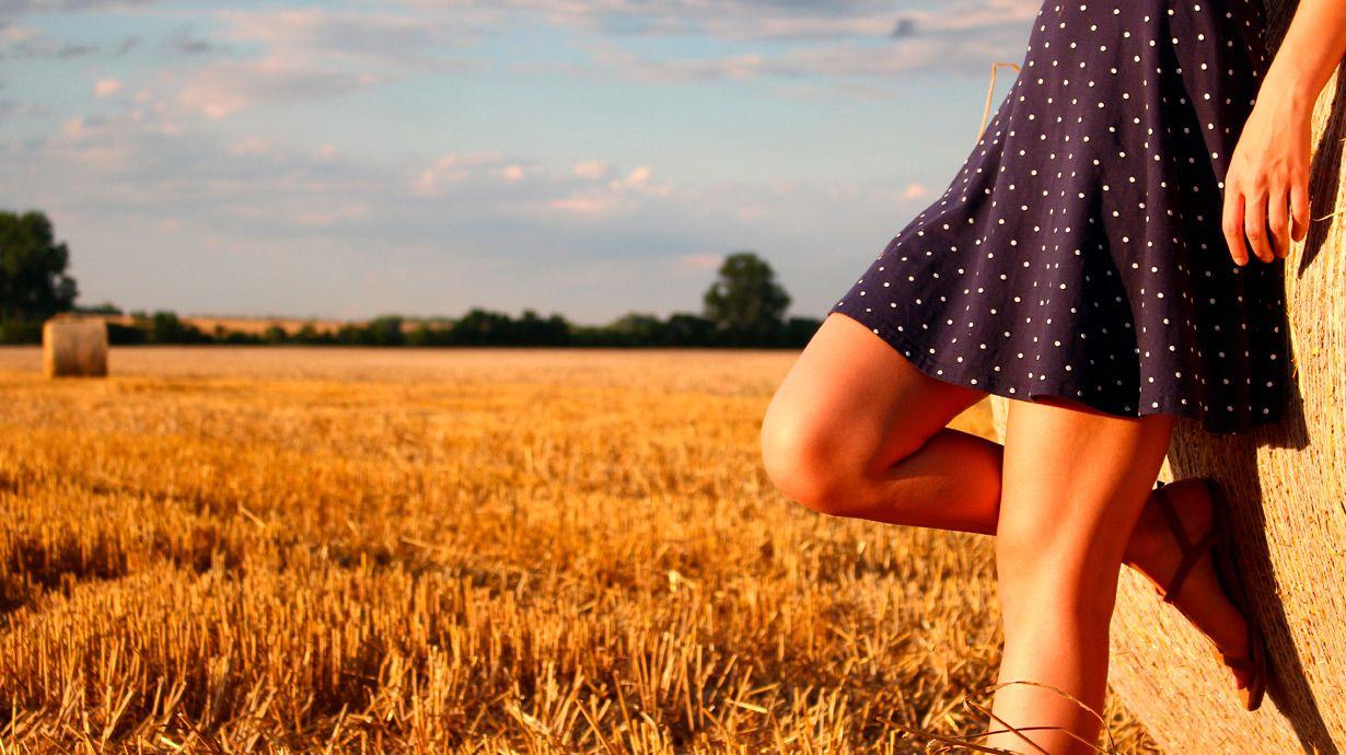 Patricia nos cuenta cómo aliviar la pesadez en las piernas